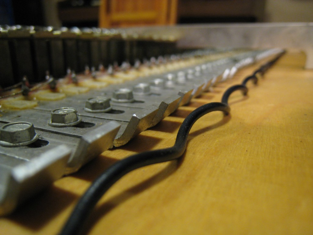 Fender Rhodes refurb