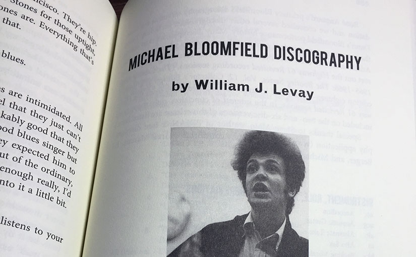 If you love these blues: A Mike Bloomfield discography