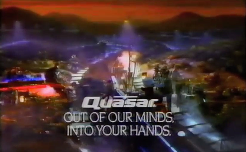 Digitizing 1980s TV ads from VHS